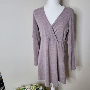 No comment sweater dress size L